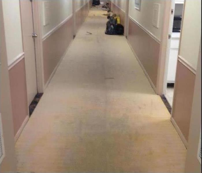 Commercial Water Damage – Canoga Park After