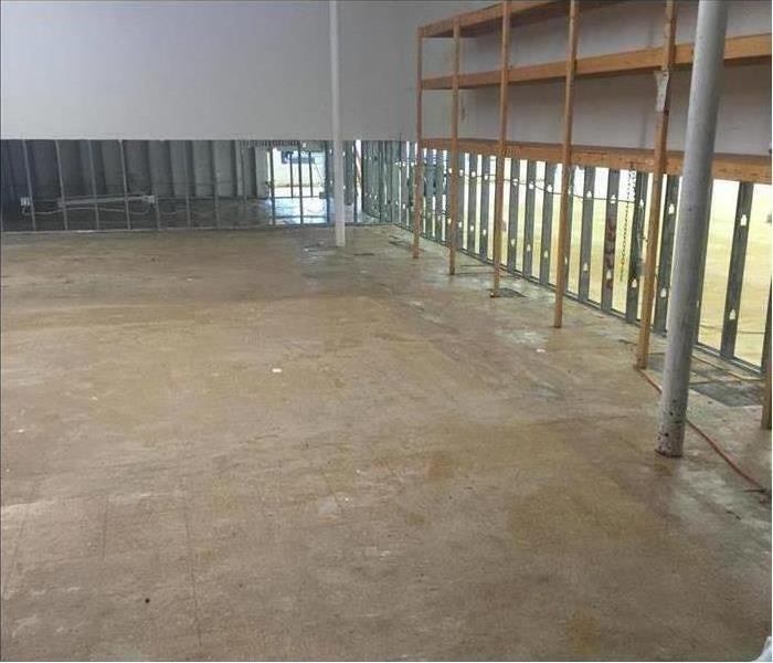 Commercial Water Damage – Canoga Park