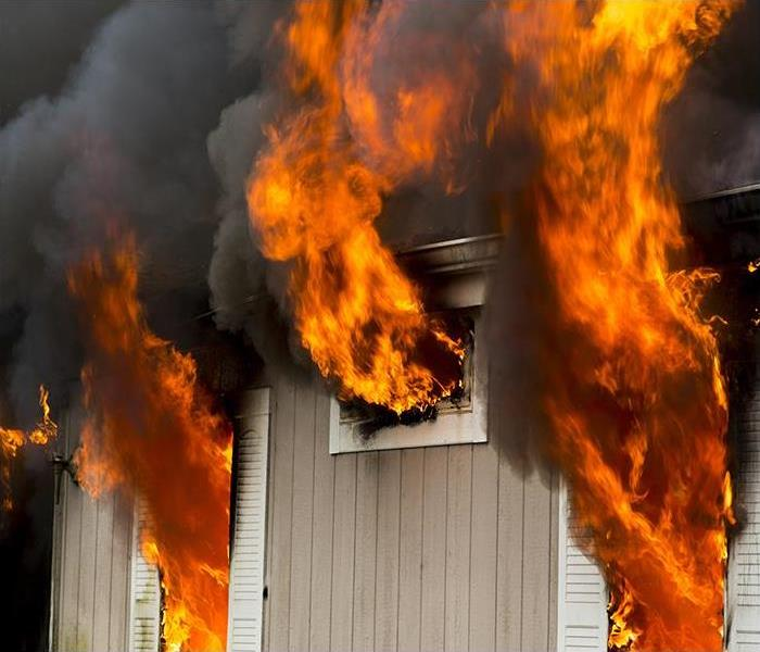Fire Damage Why It Is Crucial To Have Your HVAC System Cleaned After A Fire In Your Canoga Park House
