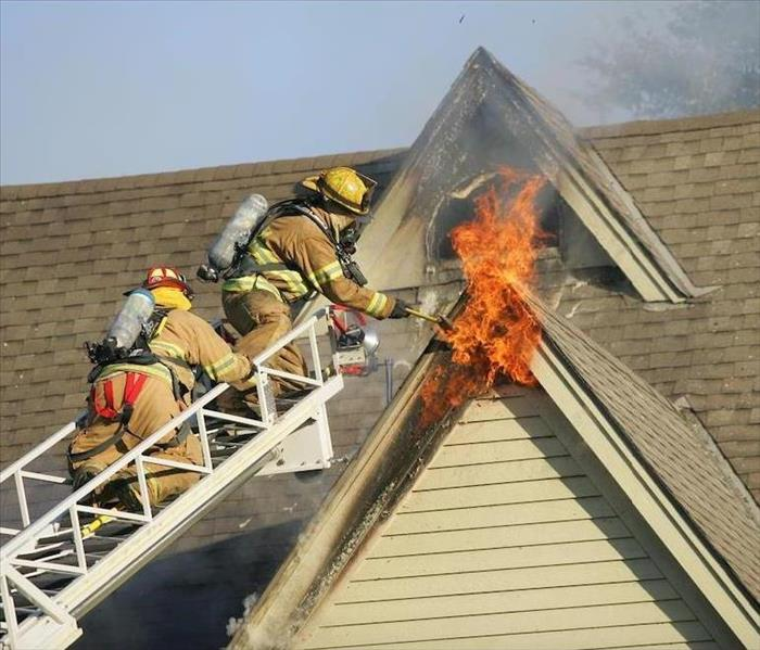 Fire Damage Expertly Trained Fire Damage Technicians Offer Quality Services in Winnetka