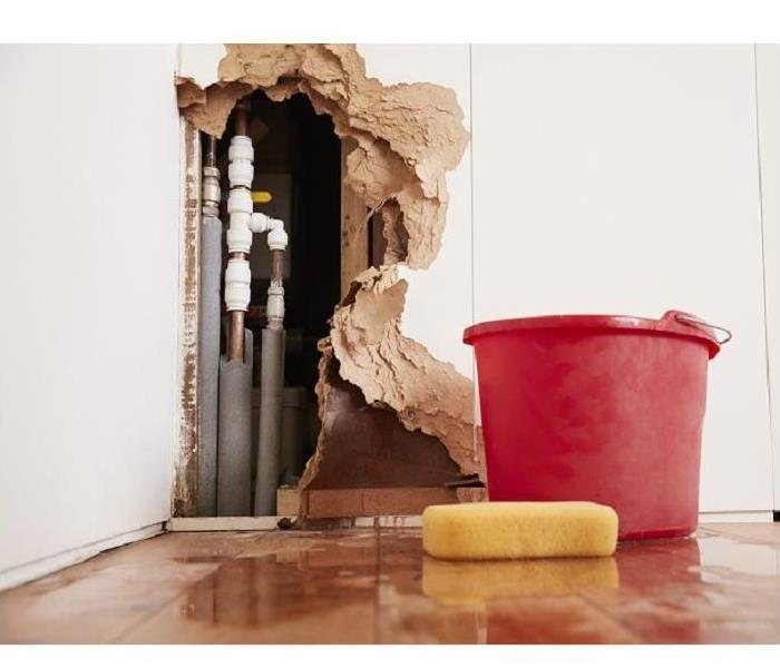 Why SERVPRO Do You Have a Drying Process For Your Water Damaged Canoga Park Home?
