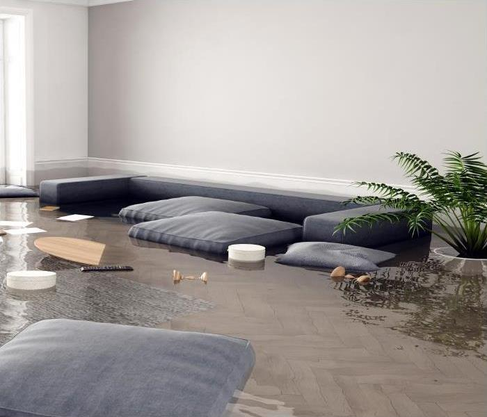 Water Damage Our Team At SERVPRO Can Handle Any Size Water Damage Disaster In Your Canoga Park Home