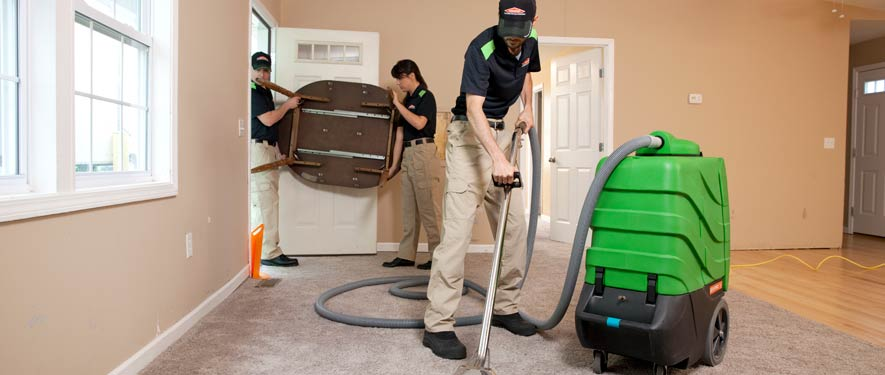 Canoga Park, CA residential restoration cleaning